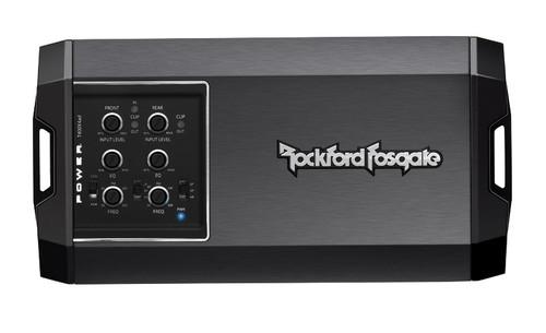 Rockford Fosgate T400X4ad Power 400 Watt Class AD 4-Channel Amplifier