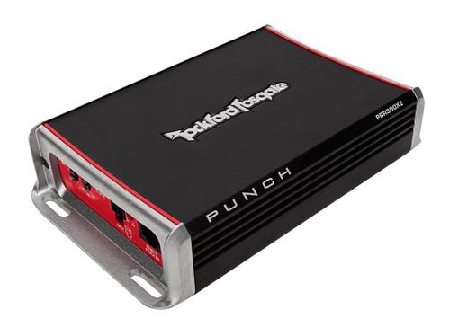 Rockford Fosgate PBR300X2 Punch 300 Watt 2-Channel Amplifier