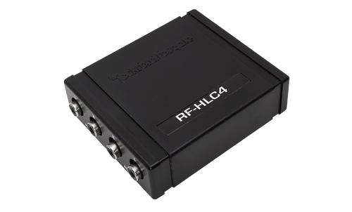 Rockford Fosgate RF-HLC4 4-Channel High-to-Low Converter