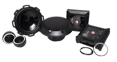 """Rockford Fosgate T152-S Power 5.25"""" 2-Way Component System"""
