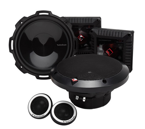 """Rockford Fosgate T1675-S Power 6.75"""" Series Component System"""