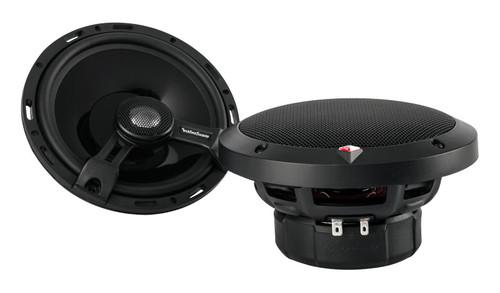 "Rockford Fosgate T1650 Power 6.5"" 2-Way Full Range Euro Fit Compatible Speaker"