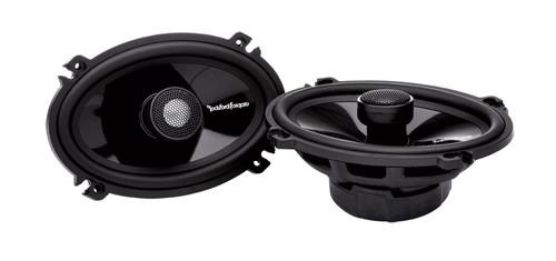 """Rockford Fosgate T1462 Power 4""""x6"""" 2-Way Full-Range Speaker"""