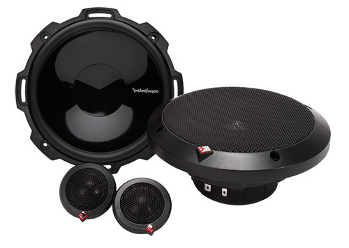 """Rockford Fosgate P1675-S Punch 6.75"""" Series Component System"""