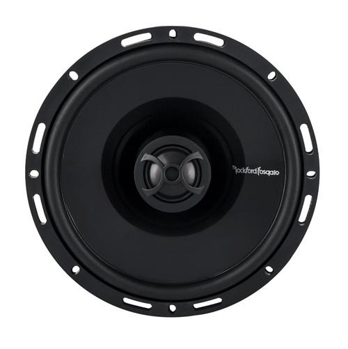 "Rockford Fosgate P1650 Punch 6.5"" 2-Way Full Range Euro Fit Compatible Speaker"