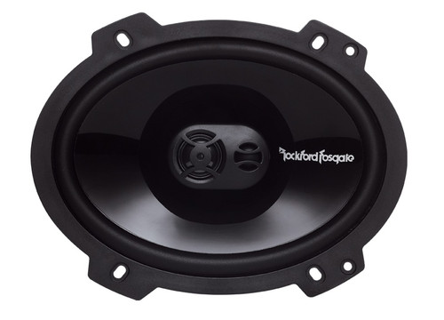"Rockford Fosgate P1683 Punch 6""x8"" 3-Way Full Range Speaker"