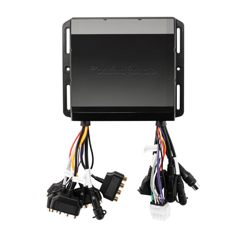 Rockford Fosgate PMX-8BB Digital Media Receiver