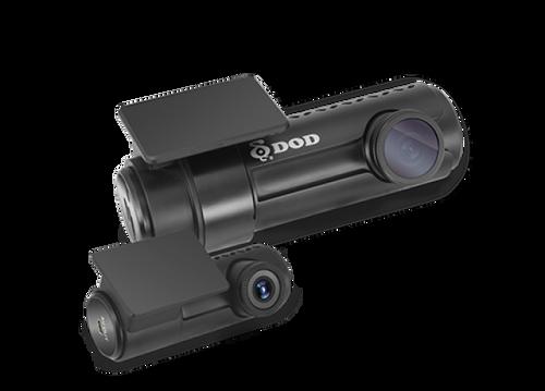 DOD RC500S-2CH Full HD Dash Camera - 128GB