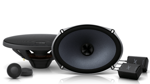 Alpine X-S69C  X-Series Speakers