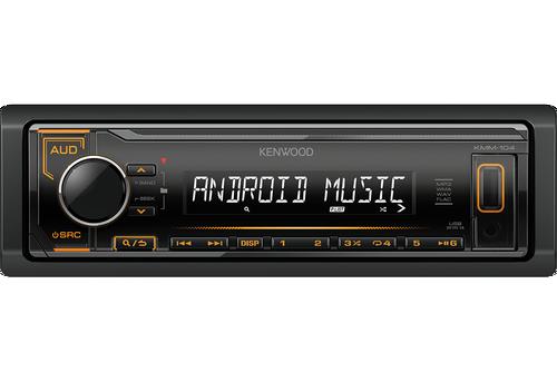 Kenwood KMM-104 Mechless USB Player