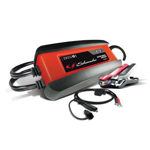 Schumacher SPI2 2A 6V/12V International Automatic Battery Charger/Maintainer