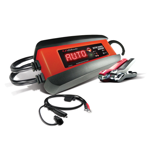Schumacher SPI3 3A 12V International Automatic Battery Charger/Maintainer