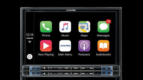 Alpine X208AU 8 Navigation  Apple CarPlay & Android Auto