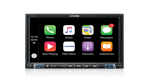 *EX DEMO* Alpine INE-W977A 7 Multimedia System with Navigation - Apple CarPlay & Android Auto DAB+