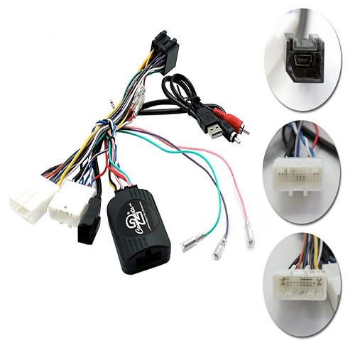 Aerpro CHNI6C control harness c for nissan - sat nav models