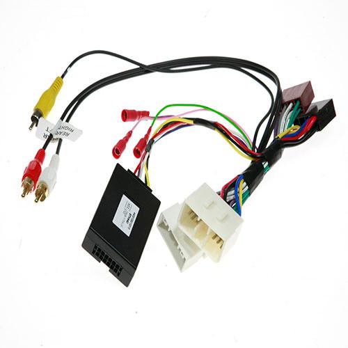 Aerpro CHSU4C control harness type c subaru navigation models only