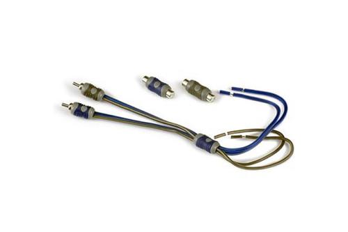 Kicker KISL 2-channel speaker wire adapter