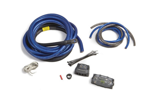 Kicker PKD1 Dual 1/0 Gauge Power Amplifier Installation Kit