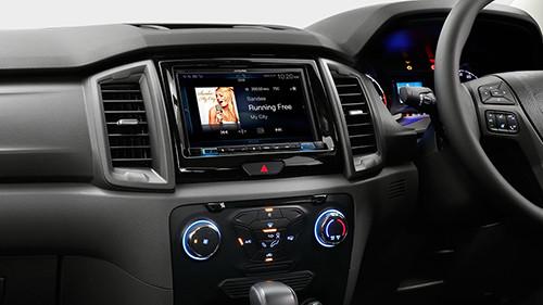 "Alpine  8"" Premium Navigation System for Ford Ranger PX II"