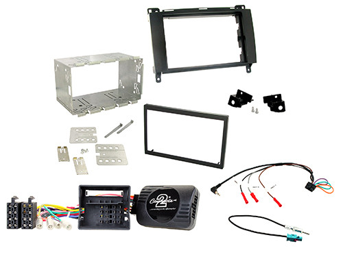 aerpro fp9292k install kit for mercedes
