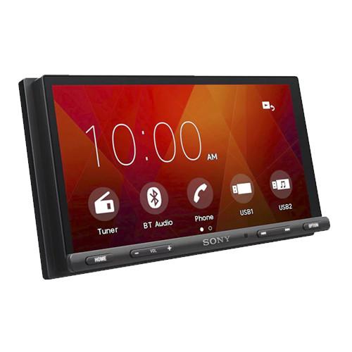 Sony XAV-AX5000 Apple Carplay and Android Auto with BLUETOOTH