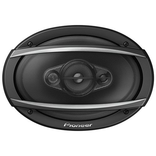 "Pioneer TS-A6960F Speakers 4 Way 6""x9"" 450W Max, 90W RMS"