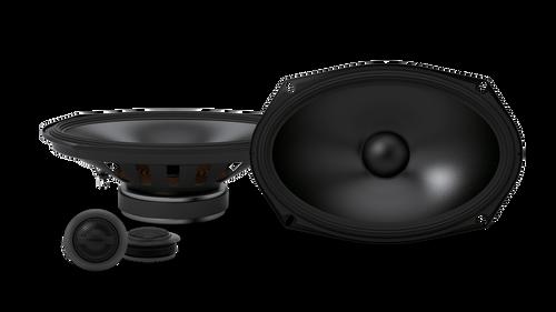 Alpine S-S69C S-Series 6×9 Inch 2-Way Component Speaker