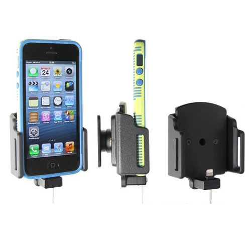 ClicOn iphone 5/5s/5c Adjustable holder with Cable Connect USB