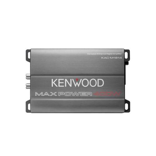 Kenwood KACM1814 Compact 4-Channel Amplifier