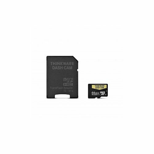 Thinkware SD64G 64GB UHS-1 Micro SDXC Card