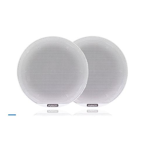 "Fusion  SG-F88W Classic White Grill  - 8.8"" Speakers- 330W"