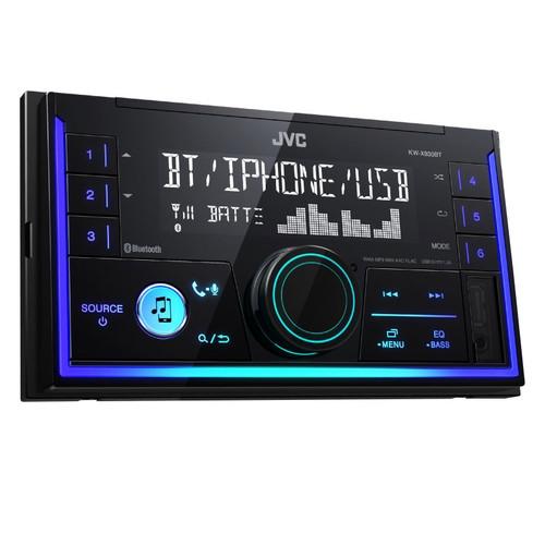 JVC KW-X830BT 2-DIN Digital Media Receiver