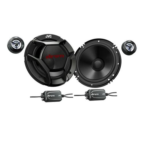 """JVC CS-DR600C 16cm (6-1/2"""") 2-Way Component Speakers"""