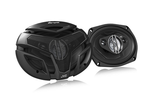 JVC CS-ZX6940 (6'' x 9'') 4-Way Coaxial Speakers