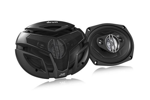 JVC CS-ZX6940 (6'' x 9'') 4-Way Coaxial Speakers