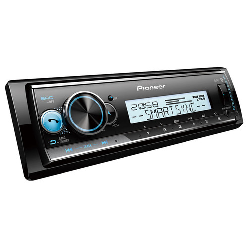 MVH-MS510BT Marine Digital Receiver with enhanced audio functions and Bluetooth