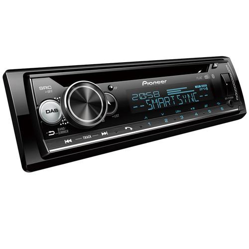 Pioneer DEH-S720DAB Car Stereo with Digital Radio, Dual Bluetooth
