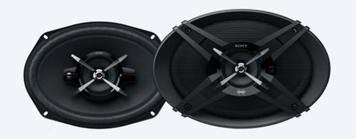 """Sony XSBX690 6"""" x 9"""" Speakers"""