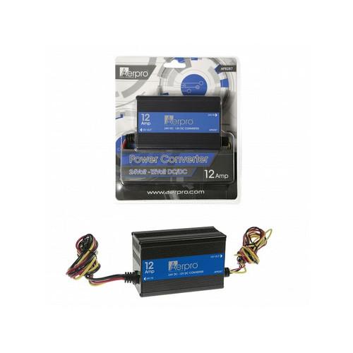 Aerpro AP8287 12 amp 24V to 12V Power Converter