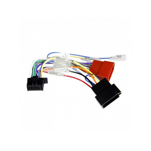Kenwood  APP8KE5 16-Pin ISO Harness To Suit Selected Kenwood Headunits