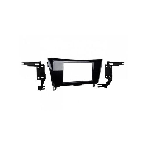 Aerpro FP8088 Double din gloss black fascia to suit Nissan