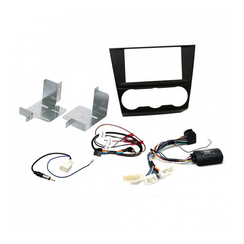 Aerpro FP8387K Install kit to suit subaru various models gloss black