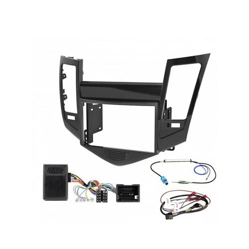 Aerpro FP9021 Install kit to suit Holden Cruze JG, JH Gloss Black