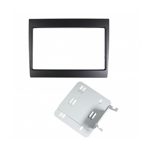 Aerpro FP9056 double din fascia for Holden VY/VZ Commodore Black