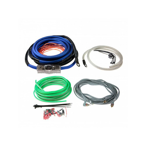 Aerpro MX24 Maxcor 4AWG 2 Channel Amp Kit