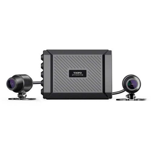 Viofo MT1 1080P motorcycle dash camera dual channel