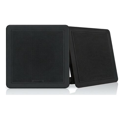 """Fusion FMF65SB  Series 6.5"""" 120 Watt Flush Mount Marine Speakers"""