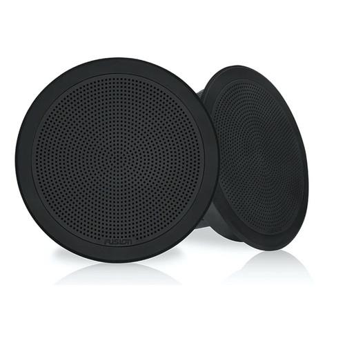 "Fusion FMF77RB Series 7.7"" 200 Watt Flush Mount Marine Speakers"