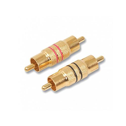 Aerpro AP605 M/M RCA Adaptor Pack 2