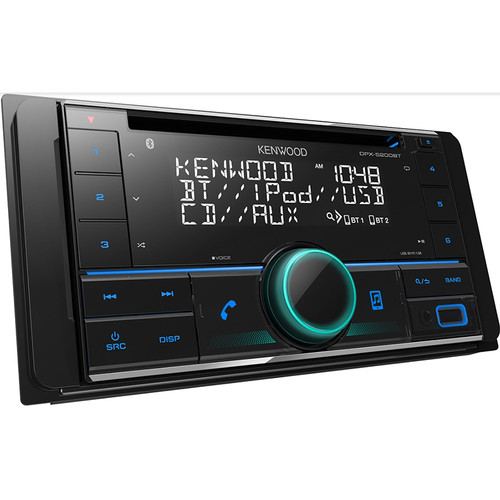 Kenwood DPX-5200BT Dual Din USB / CD Receiver